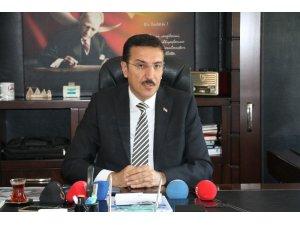 """Bakan Tüfenkci: """"Sadece kapı değil ticari koridor açıyoruz"""""""
