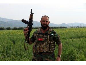 """Cumhurbaşkanı'nın övdüğü ÖSO komutanı: """"Cihat ruhunu Çanakkale'de şehit olan dedemden alıyorum"""""""