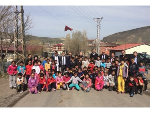 Çıldır'da 23 Nisan Dolayısıyla Yarışmalar Düzenlendi