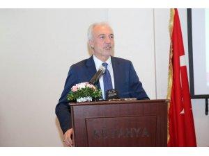 Başkan Kamil Saraçoğlu: Türkiye için Kütahya üretmek zorunda