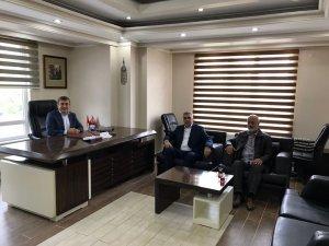 Başkan Toçoğlu'ndan esnaf odalarına ziyaret
