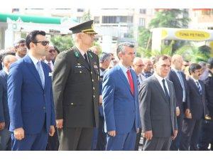 13 Nisan Atatürk'ün Edremit'e Gelişinin 84. Yıl Dönümü törenlerle kutlandı