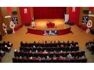 Yeni Türkiye Vizyonu kapsamında İmam-Hatiplerin rolü konferansı verildi