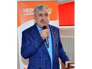 Belediye Başkanı Polat'tan kandil mesajı