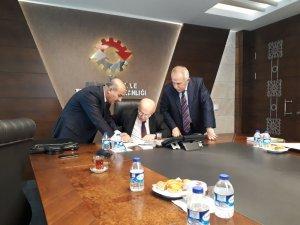 Ceyhan ile Erzin arasındaki sınır sorunu çözüldü