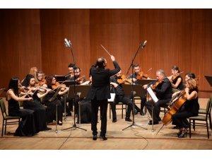 ASO'dan yaylı çalgılar konseri