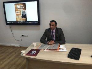 'Bir Şair Bir Yazar Tanıyalım' programı devam ediyor