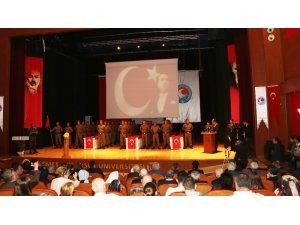 Burdur'da kısa dönem erler yemin etti