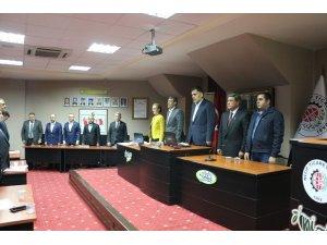 NTO'da yeni meclis ilk toplantısını yapıldı