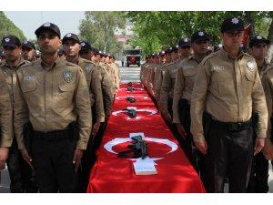 İzmir'de bekçiler yemin etti
