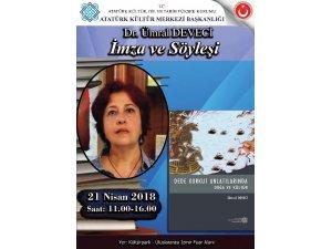 Atatürk Kültür Merkezi Başkanlığı yayınları İzmir Kitap Fuarı'nda
