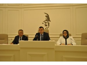 Büyükşehir Belediye meclisi Nisan ayı toplantısı