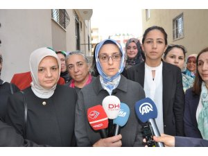 AK Parti Kadın Kolları Başkanı Lütfiye Selva Çam, şehit ailelerini ziyaret etti