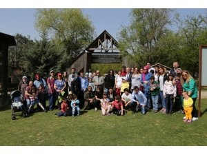 Beykoz Kent Konseyi Özel Çocuklarla Doğal Yaşam Parkı'nda