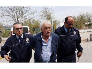 Bartın'da tacizciye tutuklama