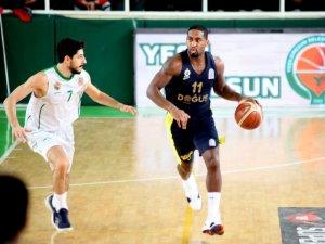 Tahincioğlu Basketbol Süper Ligi: Yeşilgiresun Belediyespor: 70 - Fenerbahçe Doğuş: 93