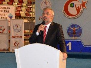 Halter Federasyonu Başkanı Taşpınar: Halterde madalya sayısını ikiye katladık