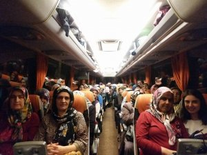 Simavlı bayanlara Çanakkale gezisi