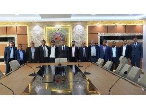 Malatya Ticaret Borsasında yönetim belirlendi