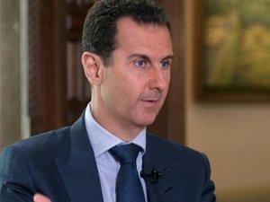 Esad'dan ilk açıklama!