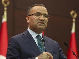 Başbakan Yardımcısı Bekir Bozdağ: Saldırıda İncirlik Üssü kullanılmadı