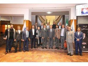 İran'da Türk iş adamları toplantısı