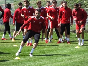 Elazığspor'da Adana Demirspor maçı hazırlıkları tamamlandı