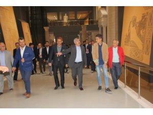 Hatay Arkeoloji Müzesi dünyanın en büyük mozaik müzesi olma yolunda ilerliyor