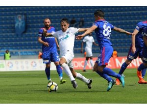 Spor Toto Süper Lig: Kasımpaşa: 2 - Kardemir Karabükspor: 0 (Maç sonucu)