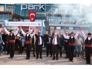Saadet Partisi Genel Başkanı Karamollaoğlu Erzurum'da
