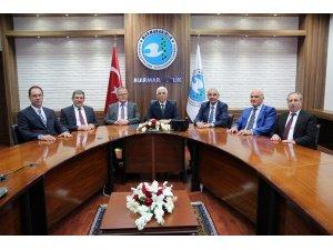 Marmarabirlik'te Başkan Asa güven tazeledi