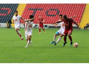 Spor Toto 1. Lig: Gazişehir Gaziantep FK: 3 - Altınordu: 2
