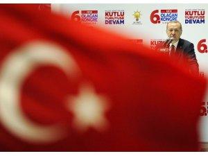 """Cumhurbaşkanı Erdoğan'dan dünyaya çağrı: """"Gelin kitle imha silahlarını masaya yatıralım"""""""