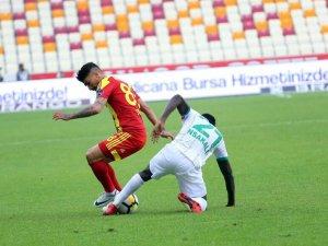 Spor Toto Süper Lig: Evkur Yeni Malatyaspor: 1 - Aytemiz Alanyaspor: 1 (Maç sonucu)