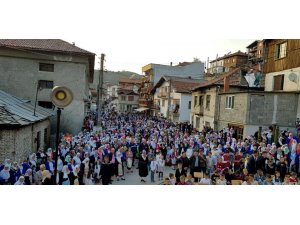 Miraç Kandili Bulgaristan'da idrak edildi