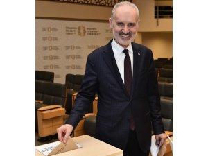"""İTO Başkanı Avdagiç: """"Yeni bir heyecan ve enerjiyle çalışmalara devam edeceğiz"""""""
