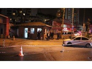 Taksiciler arasında silahlı kavga: 2 yaralı