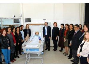 Hemşirelik Fakültesi Similasyon Labaratuvarı'nın açılışı yapıldı