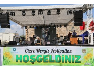 Cizre'de Nergis Festivali