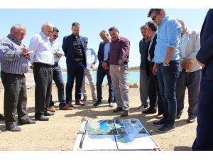 Başkan Tutal, belediye yatırımlarını anlattı
