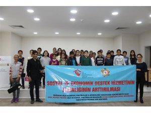 Mesleki tanıtım semineri yapıldı