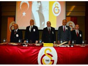 Galatasaray'da divan başkanlığı seçimi başladı