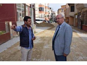 Başkan Albayrak Süleymanpaşa'da incelemelerde bulundu