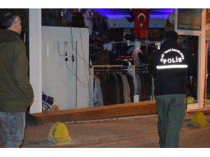 Eğlence merkezine silahlı saldırı:1 yaralı