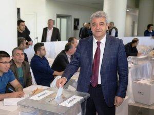 KMTSO'da Meslek Komitesi ve Meclis Üyeleri seçimi yapıldı