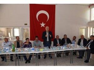 Manisa Büyükşehir Gökçeköy'de yatırımları anlattı