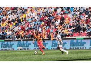 Spor Toto Süper Lig: Kayserispor: 3 - Gençlerbirliği: 2 (Maç sonucu)
