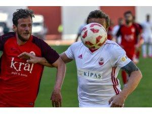TFF 2. Lig: Gümüşhanespor: 4 - Kahramanmaraşspor: 0