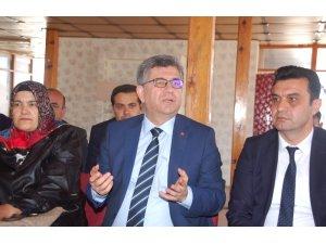 """MHP'li Aycan: """"Devletin bekası için 'Cumhur İttifakı'nı destekleyeceğiz"""""""