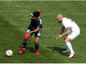 TFF 2. Lig: Bandırmaspor: 2 - Konya Anadolu Selçukspor: 0